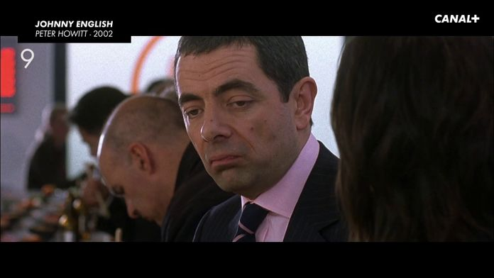 Scènes cultes de Johnny English